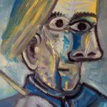Autoportrait 36x45