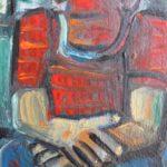 Paysan de l'Avesnois, 21x15 / en  vente