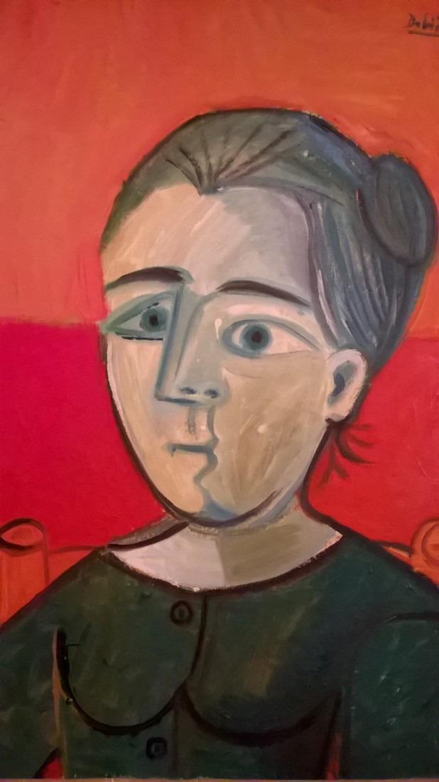 Portrait de femme / vendu