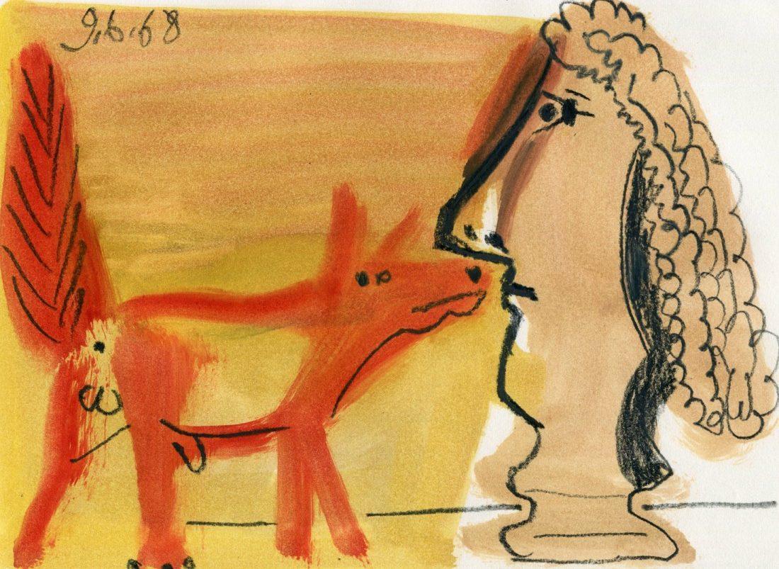 La Fontaine et le renard