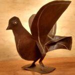 pigeon, tôle