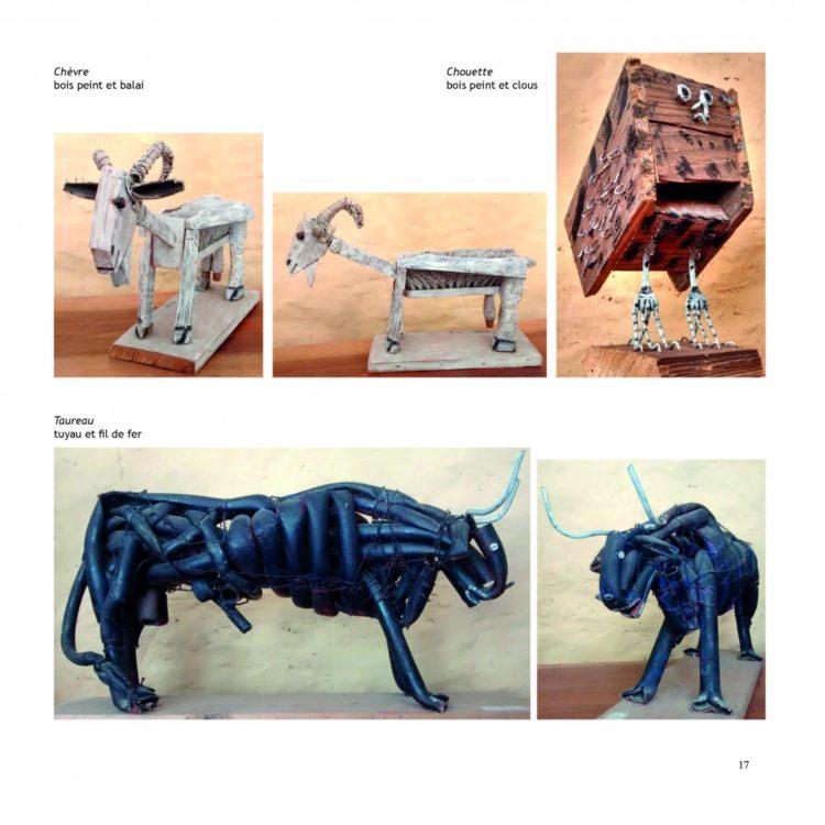Extrait 2 - Catalogue exposition Raymond Debieve à Maubeuge
