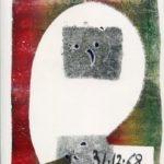 chouette, encre, 25x32,5 cm
