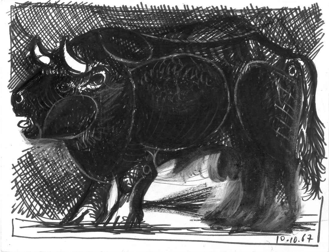 Taureau - VII, Raymond Debiève