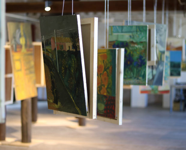 exposition Raymond Debiève