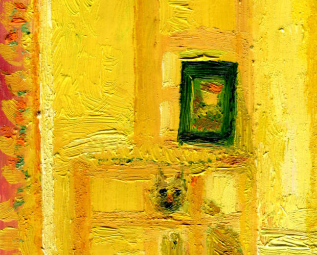 Raymond Debiève - Rembrandt au chat
