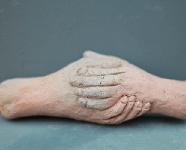 Raymond Debiève - mains